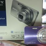 【京都屋質店】ソニー サイバーショット DSC-W570 買取ました。