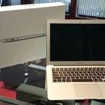 [京都屋質店]Macbook Air A1466買取致しました。
