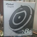 【京都屋質店】iRobot Roomba 780 アイロボット ルンバ 780 買取いたしました。