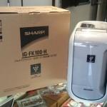【京都屋質店】SHARP シャープ プラズマクラスター加湿イオン発生機 IG-FK100-H 買取ました。