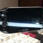 【京都屋質店】ソニー PSVita Wi-Fiモデル PCH-1000 ZA01 買取ました。