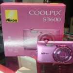 Nikon COOLPIX S3600 アザレアピンク 買取いたしました。
