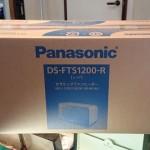 パナソニック セラミックファンヒーター DS-FTS1200-Rを買取ました。