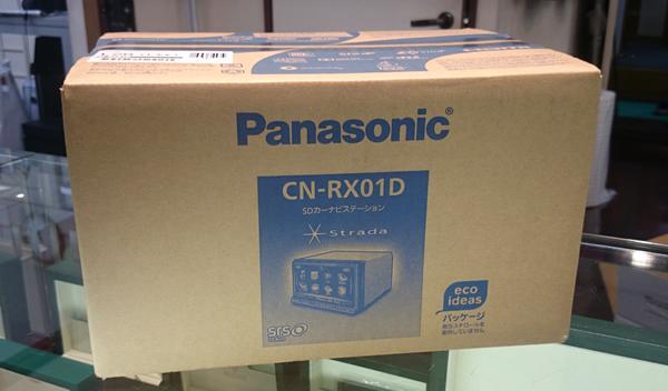 パナソニック CN-RX01D