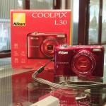 Nikon ニコン coolpixクールピクス L30買取ました。
