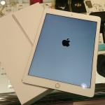 Apple ipad Air Wi-Fi Cellular 128GB A1567 買取ました。