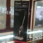 Shark シャーク スチームクリーナー オールインワン 買取ました。