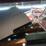 SONY PS3 CECH-3000A  ゲームソフト 買取ました。
