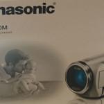滋賀・京都 パナソニック デジタルハイビジョンビデオカメラ FULLHD HC-V360M 買取りました。
