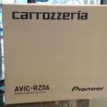 滋賀 京都 カロッツェリア カーナビ 楽ナビ AVIC-RZ06 買取ました。