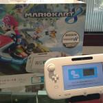 京都 滋賀 任天堂 Nitendo Wii U マリオカート8 セット 買取ました。