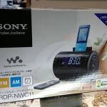 滋賀 京都 草津 彦根 SONY パーソナルオーディオシステム スピーカー RDP-NWC11 買取ました。