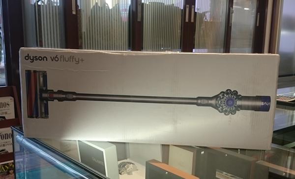 dyson v6 fluffy+ 買取