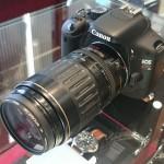 京都 滋賀 草津 彦根 デジタル 一眼レフカメラ  EOS Kiss X4 買取ました。