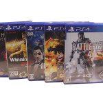 京都 滋賀 大津 草津 彦根 PS4 ゲームソフト 買取致しました。