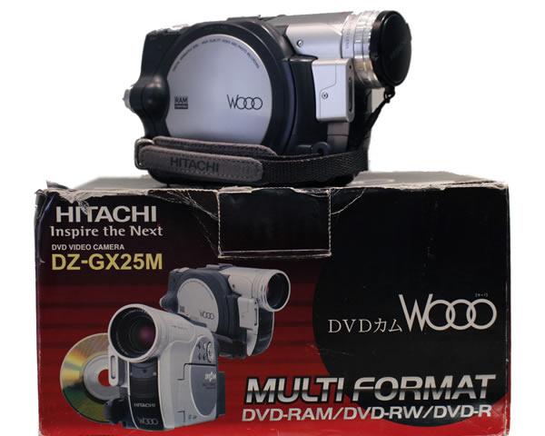 HITACHI ビデオカメラ買取