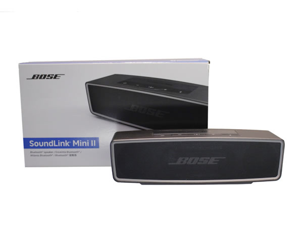 BOSE soundlink mini II 買取