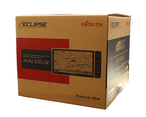 ECLIPSE AVN-Z05iW 買取