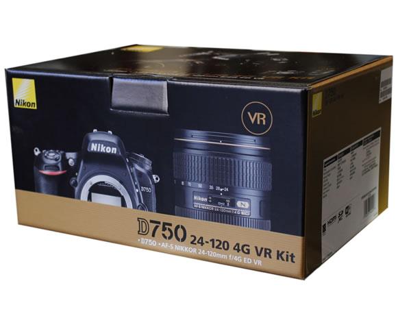 Nikon D750 買取