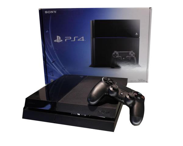 PS4-500MB 買取