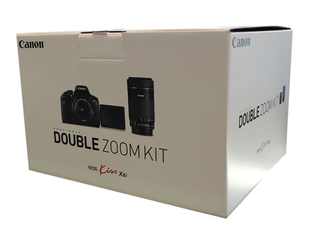 canon double zoom 買取