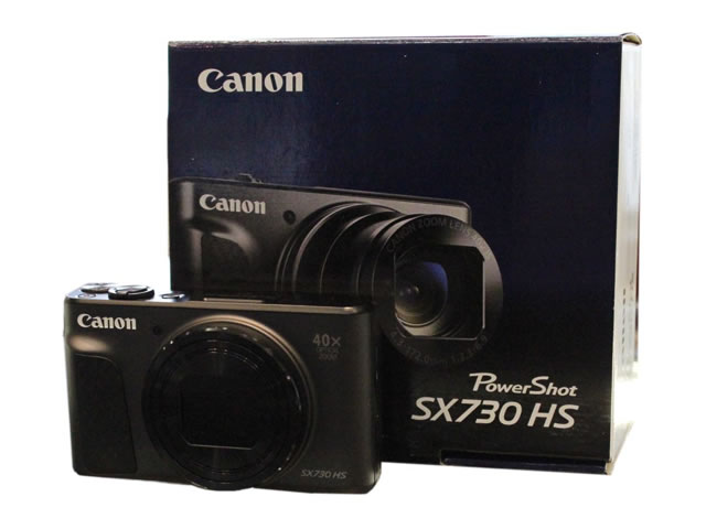 canon power shot sx730HS 買取