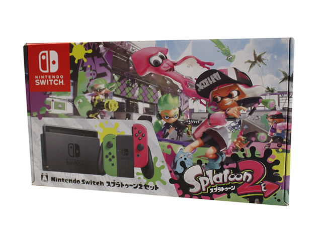 Nintendo Switch 任天堂 スプラトゥーン2