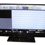 一台二役のブルーレイレコーダー内蔵録画液晶テレビ