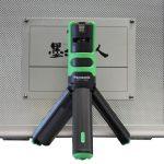 水平垂直を計測するならレーザー墨出し器