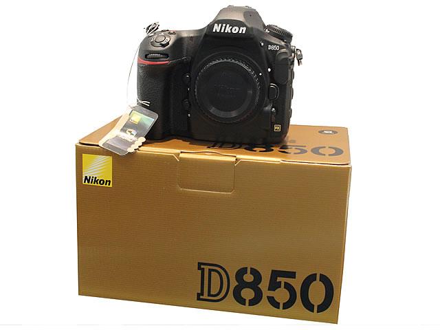 Nikon D850 買取