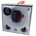 Bluetooth5.0対応。防水ワイヤレスイヤホン。