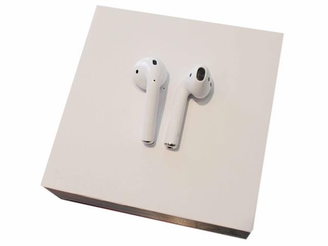 Apple_Airpods買取