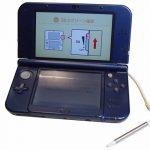 旧型3DSをよりパワーアップさせたnewN3DS!