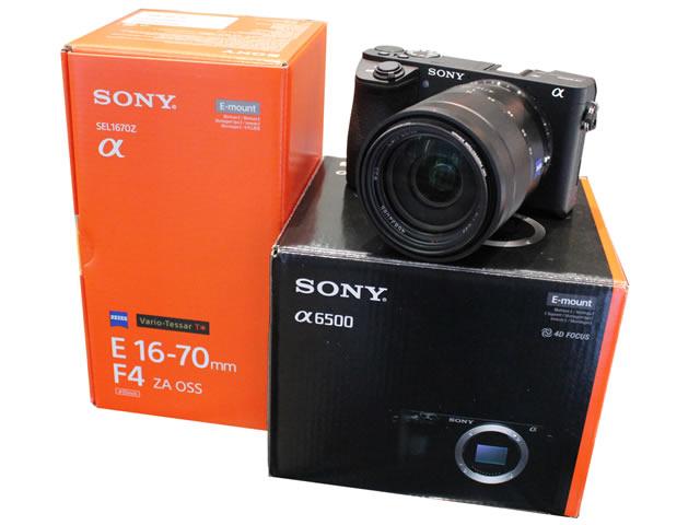sony アルファ6500 4D FOCUS 買取り