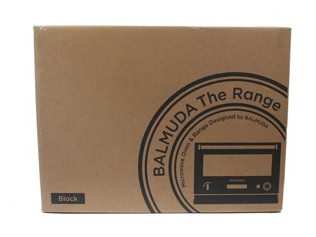 バルミューダ ザ レンジ BALMUDA The Range K04A-BK
