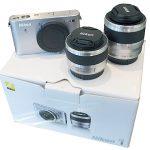 ニコンのコンパクトミラーレス一眼デジタルカメラ買い取りました。
