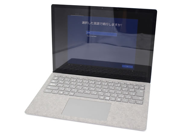 マイクロソフト サーフェイス Microsoft Surface LAOTOP3