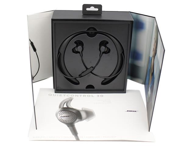 Bose QuietControl30 ワイヤレスヘッドフォン761448-0010