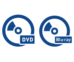 CD・DVD・BD