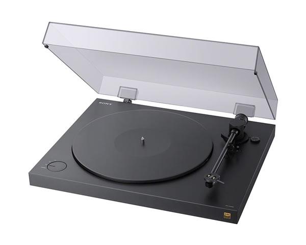 sony レコードプレイヤー ハイレゾ PS-HX500