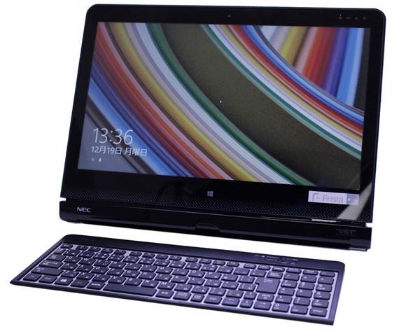 NEC LAVIE Hybrid Frista HF150買取ました。