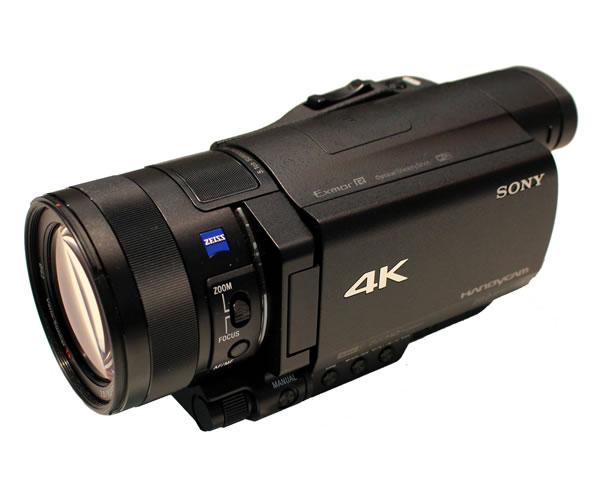 FDR-AX100 買取
