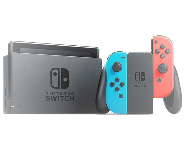 NINTENDO SWITCH買取