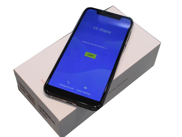 エレフォン A4