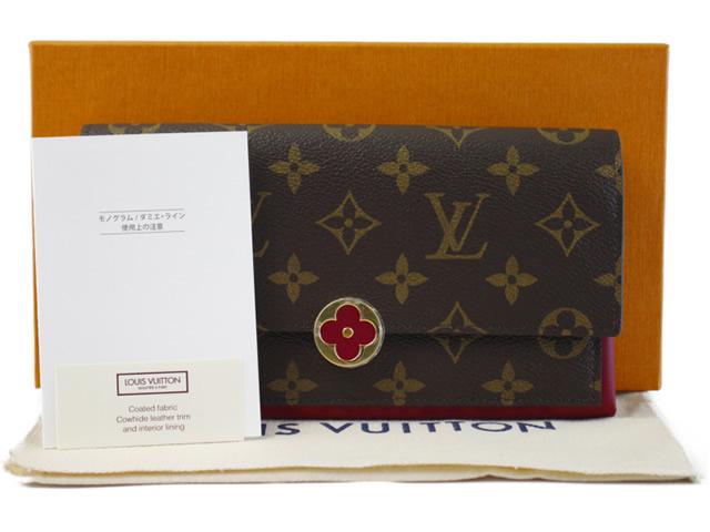 ルイヴィトンの新作財布ご紹介ページです京都屋