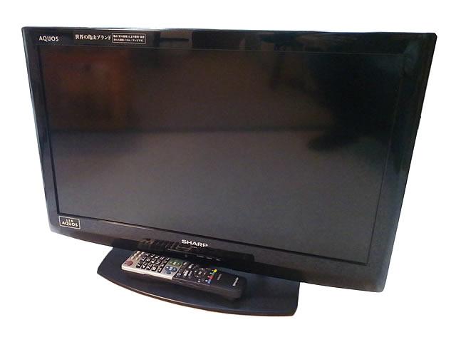 シャープ 液晶テレビ LED AQUOS LC-26V5-B