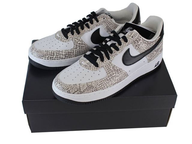 NIKE ナイキ AIR FORCE 1 LOW RETRO COCOA SNAKE エアフォース1 ロウ レトロ ココアスネーク 845053-104