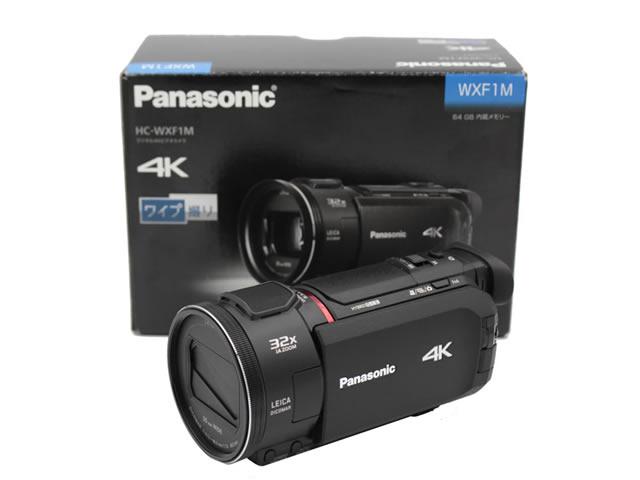 Panasonic 4K HC-WXF1M-2