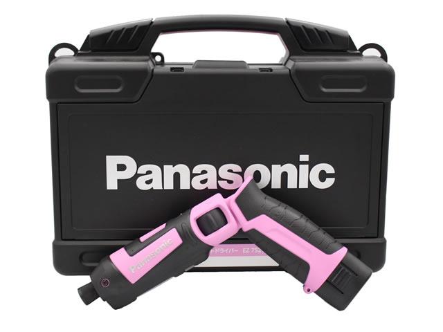 panasonic パナソニック 充電スティックインパクトドライバー EZ7521LA2S-P