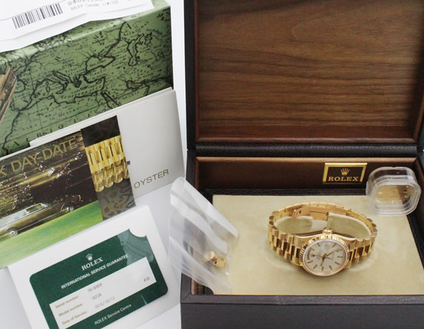 滋賀ロレックス高価買取ショップ京都屋の買取商品ご紹介ページです